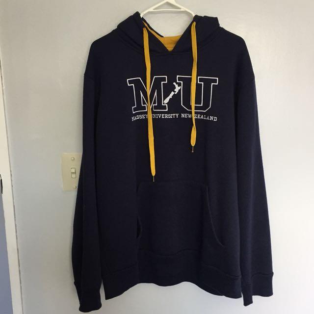 Massey university jersey