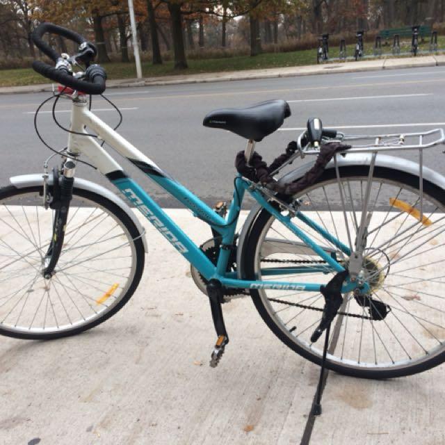 MERIDA professional long distance bike/bicycle