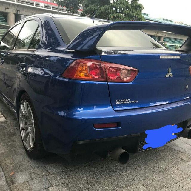 Mitsubishi Evolution 10 Cars Cars For Sale On Carousell