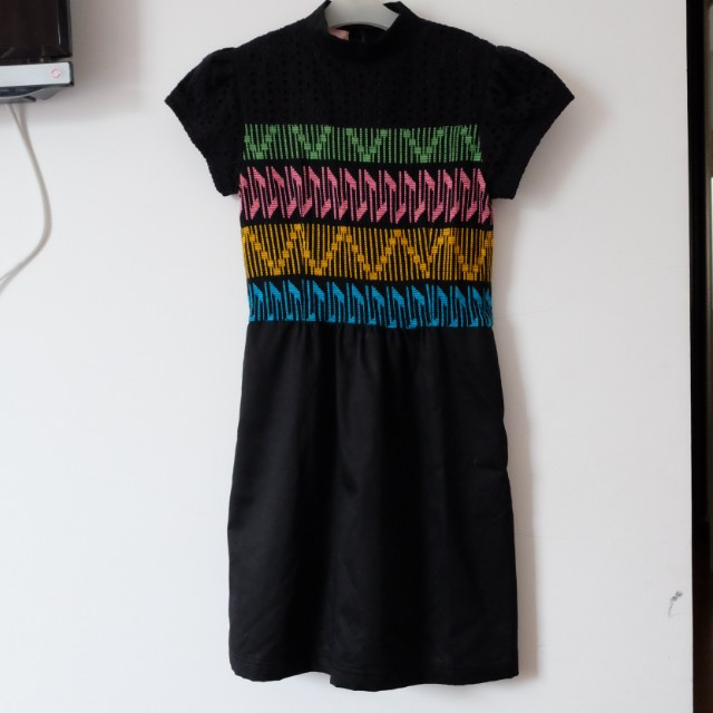 Modern Ethnic Dress