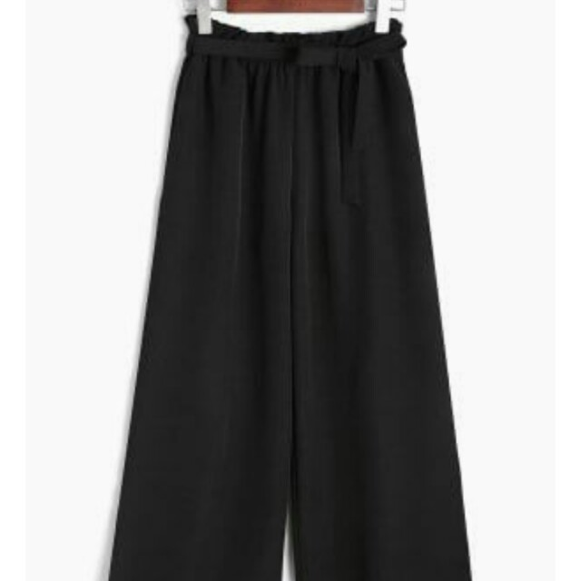 Nava wide leg pants