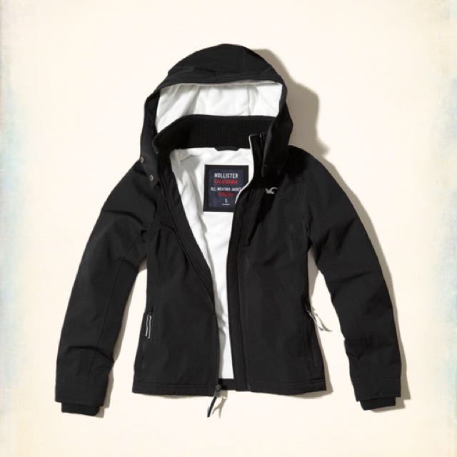 NEW HOLLISTER ALL WEATHER JACKET