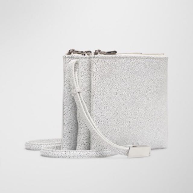 New salt and pepper auxiliary bag