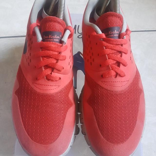 competitive price 88ea7 af690 Nike SB Eric Koston 2 Max Skateboard Shoes LT Crimson Black Base ...
