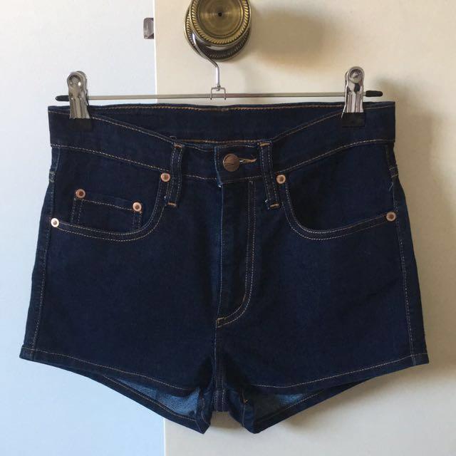 Nobody Denim Shorts Size 26