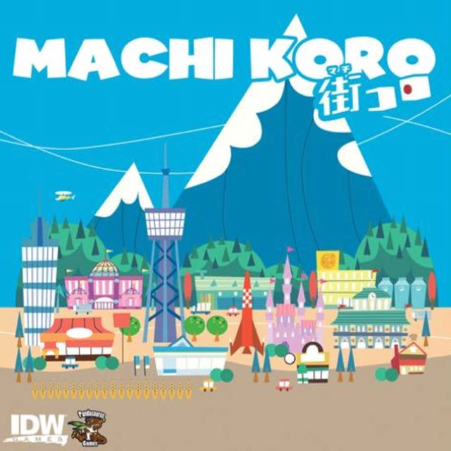 Original Machi Koro
