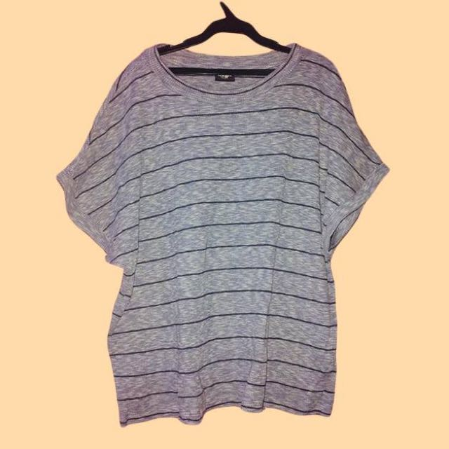 OXYGEN Loose Knitted Top