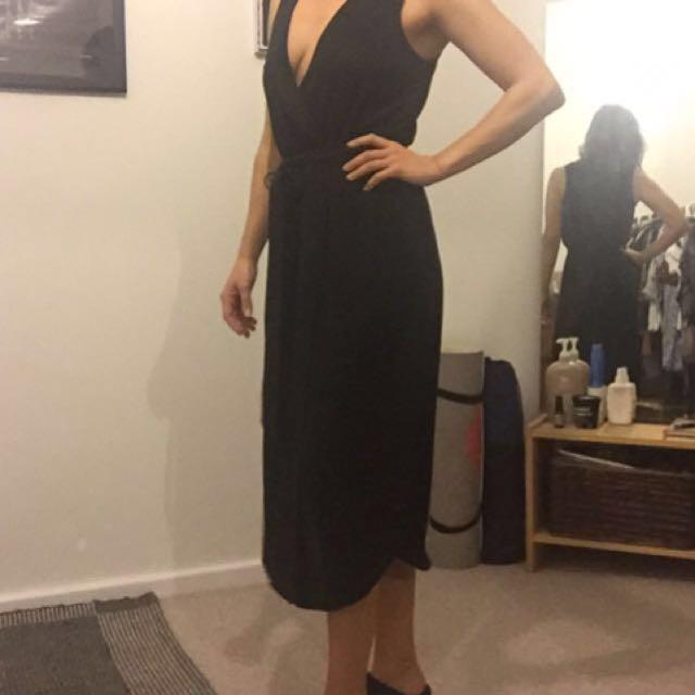 Pilgrim Black Evening Dress