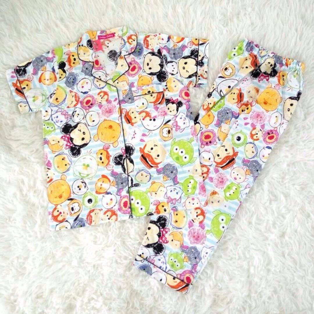 Piyama Tsum Tsum (Celana Panjang)