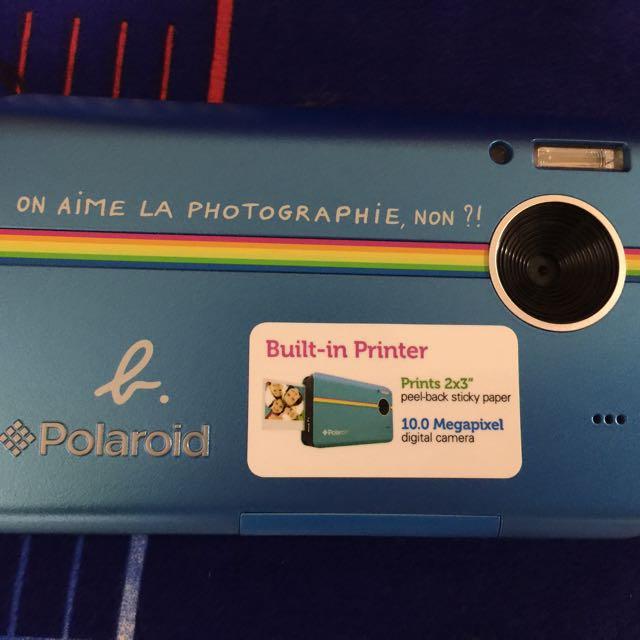 Polaroid & agnès b Z2300 數位拍立得
