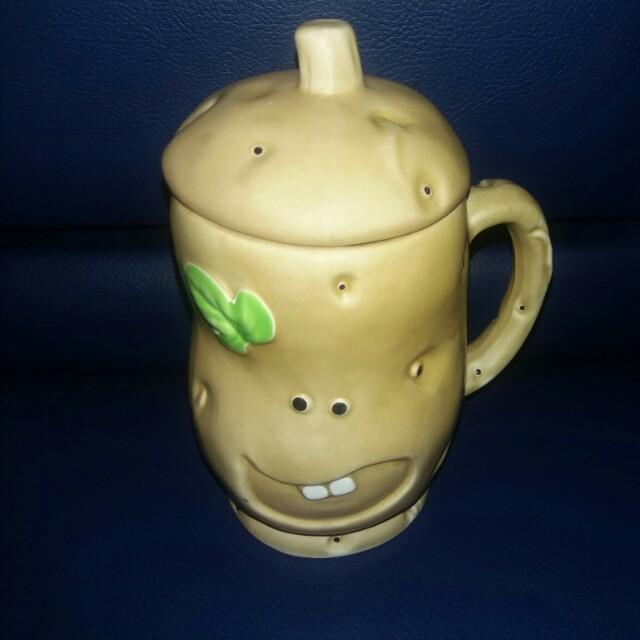 Potato Cermaic Mug