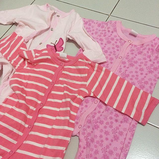 Preloved Baby next jumpsuit