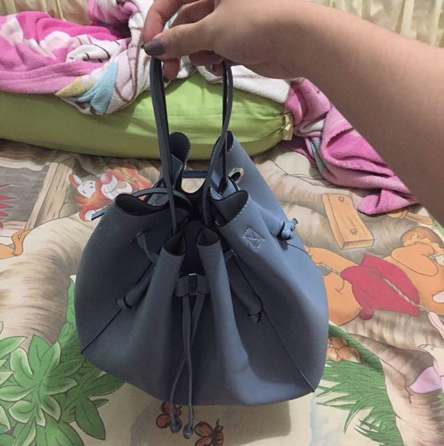 Preloved Zara Bucket Bag
