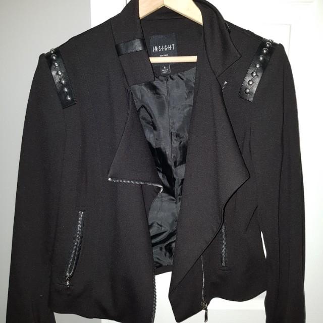 punk style jacket
