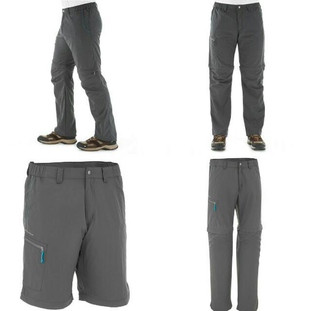 Quechua Trek Pants (Male)
