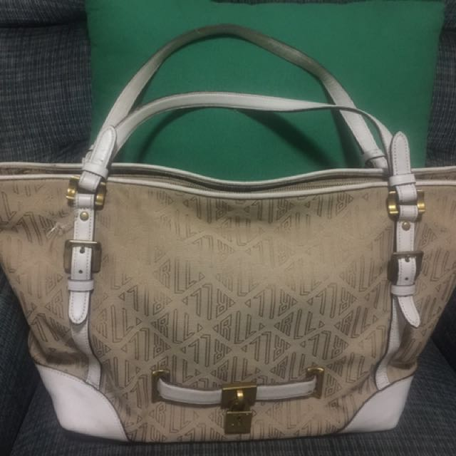 Repriced! Authentic RL bag with free RL pouch