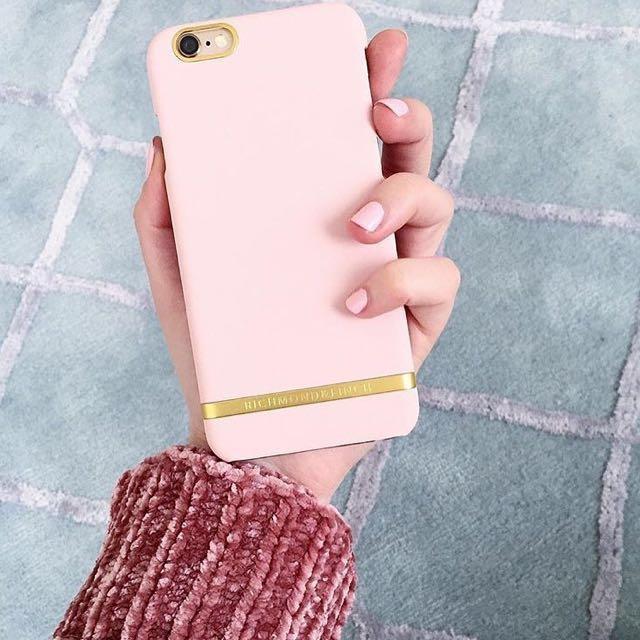 Richmond&finch Satin pink case#手滑買太多
