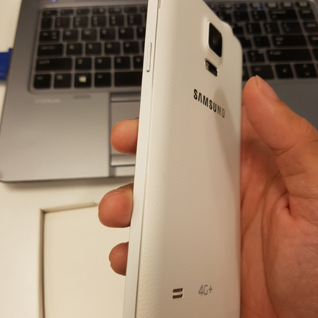 Samsung Note 4 Just the Phone only *Mint*