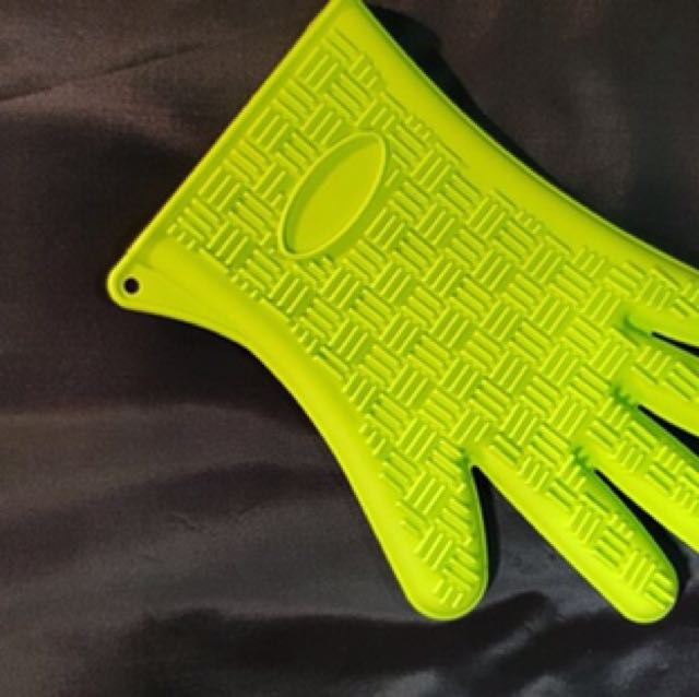 Sarung tangan anti panas silicone