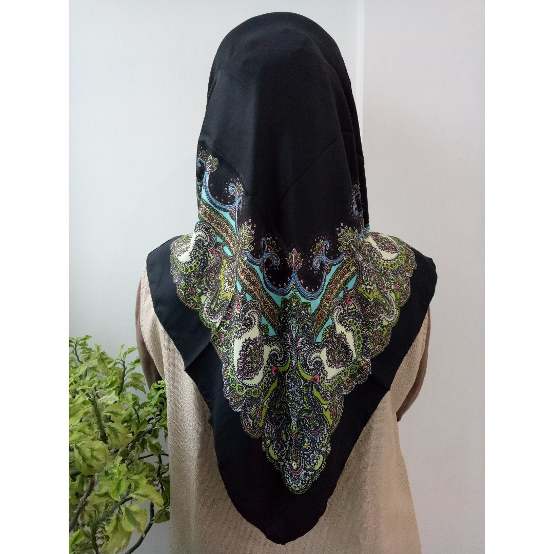 Satin Hijab
