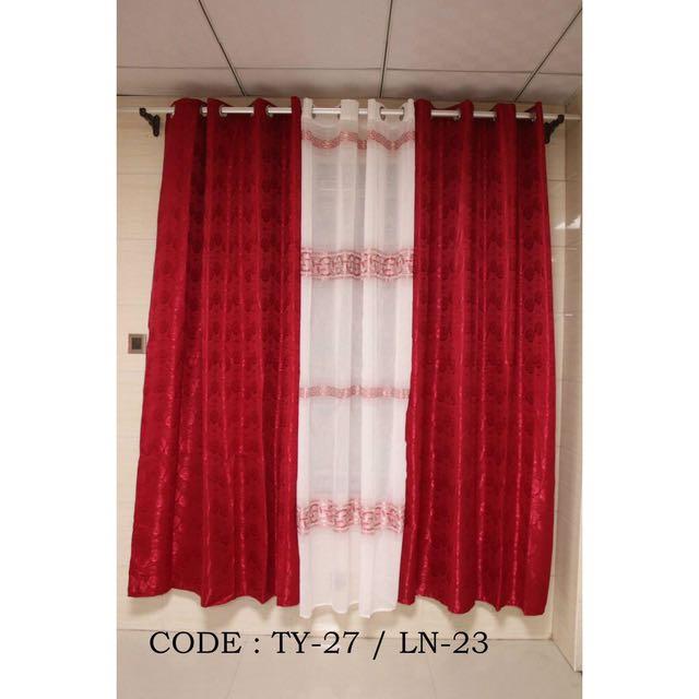 Set Curtain TY-27 & LN-23