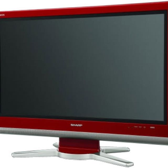 "Sharp Aquos 32"" 1080p TV"