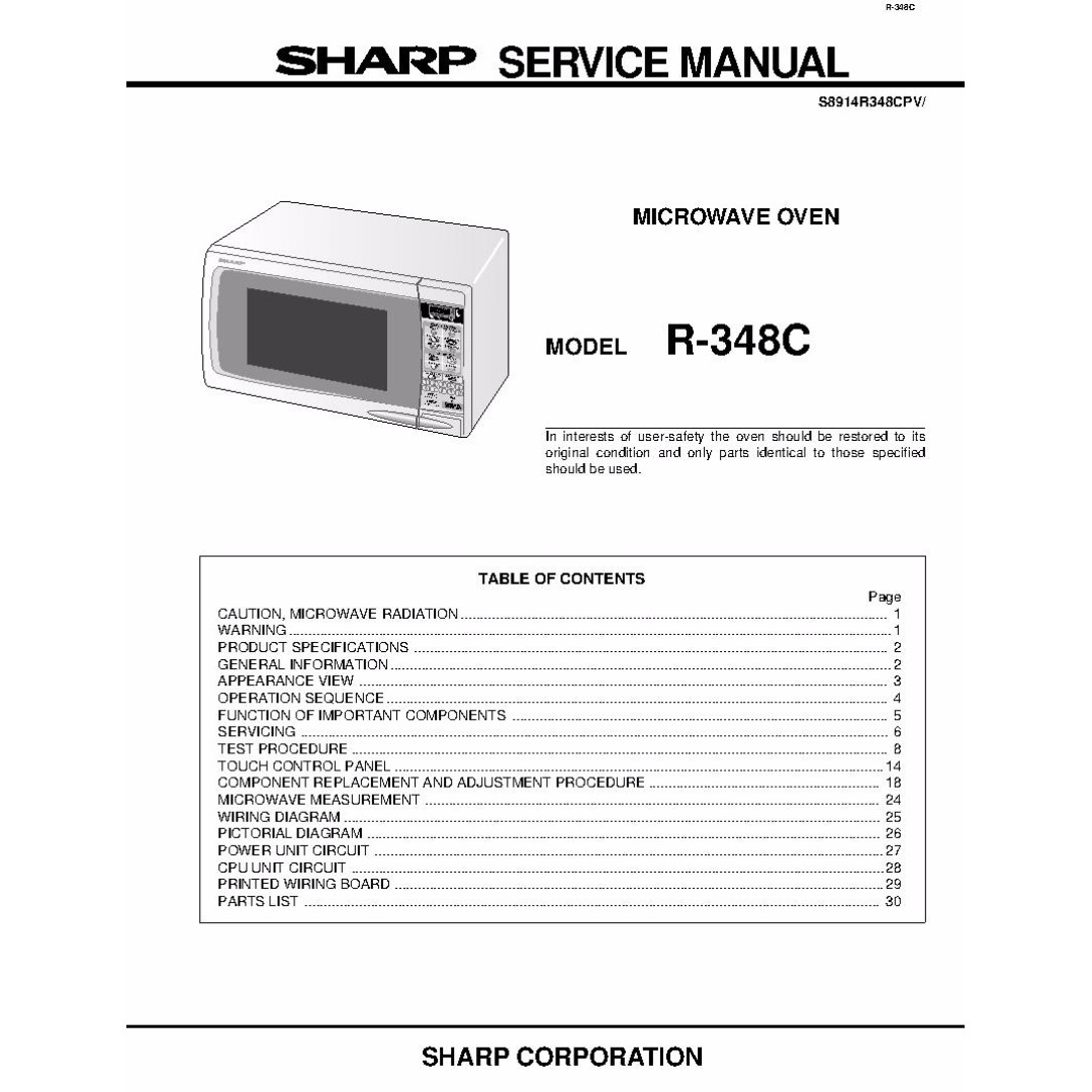 Sharp Microwave Oven Home Appliances On Carousell Wiring Diagram Share This Listing