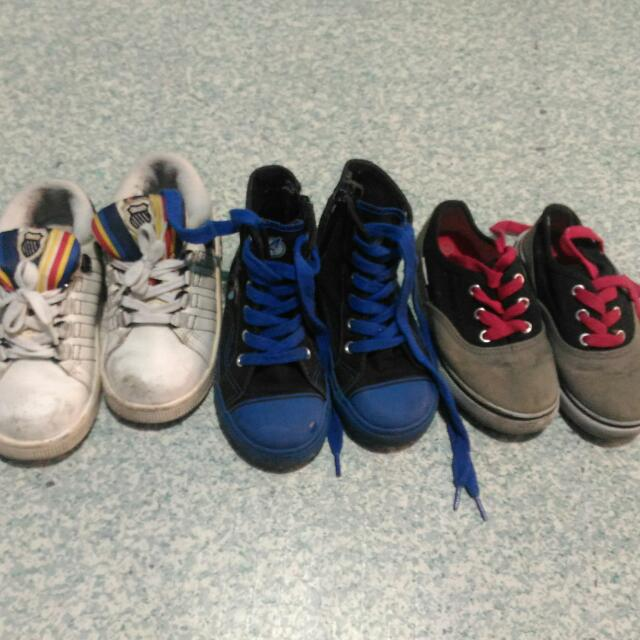 Shoes For Toddlers 1-2 1/2 Years Old, Bundle/take all