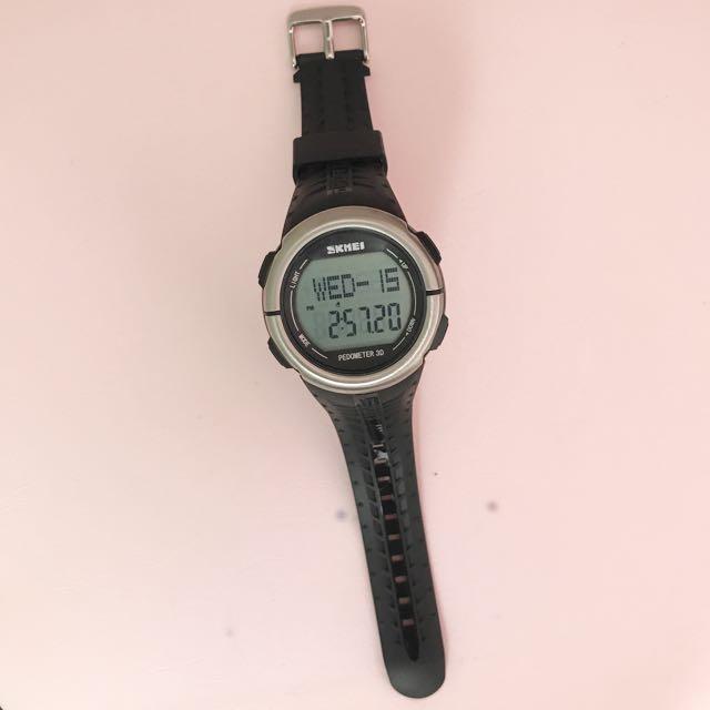 SKMEI Pedometer Watch