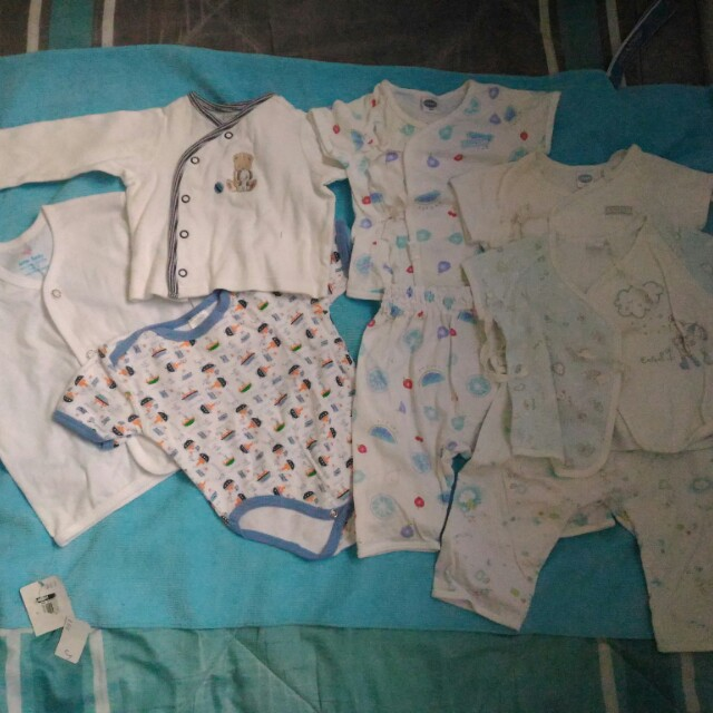 Sleep wear and Onesie (all for 300)