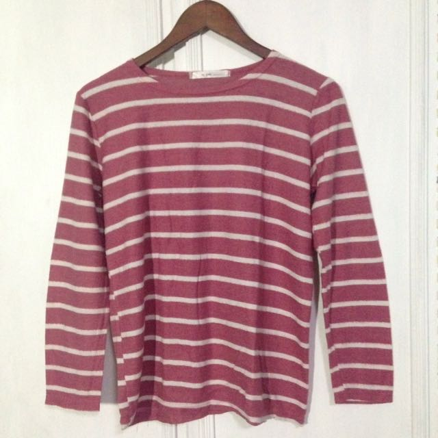 Striped Longsleeves (3 Colors Available!)