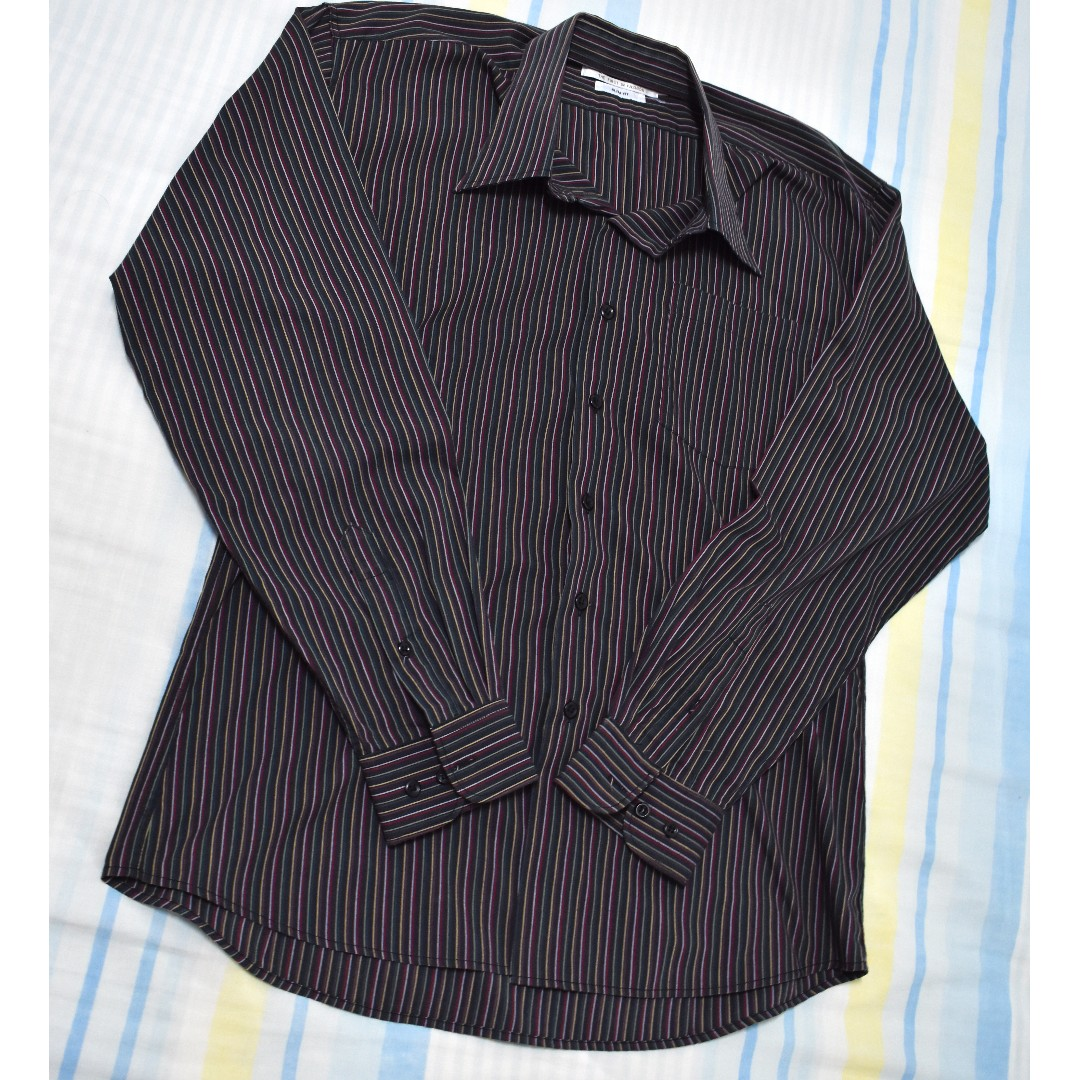 Striped Polo (For Him)