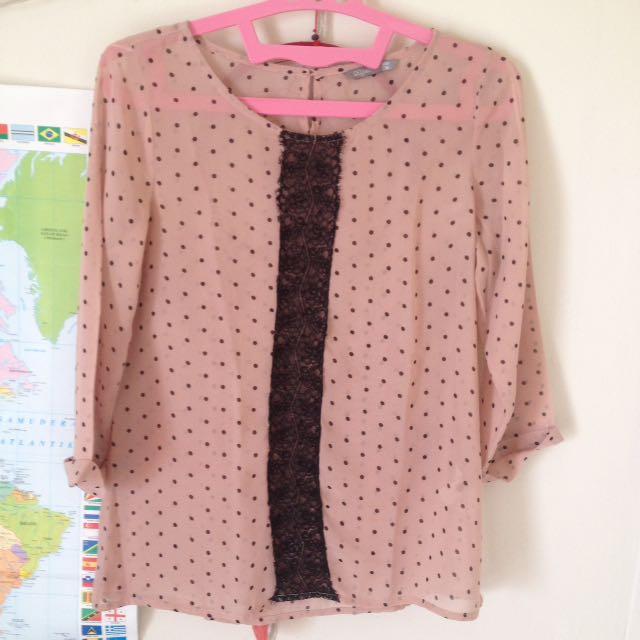 St.Yvess blouse