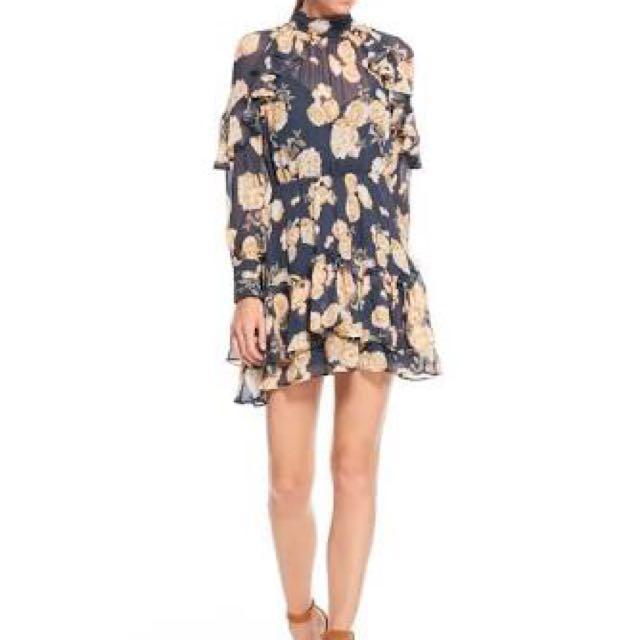 Talulah In The Mix Mini Dress XS