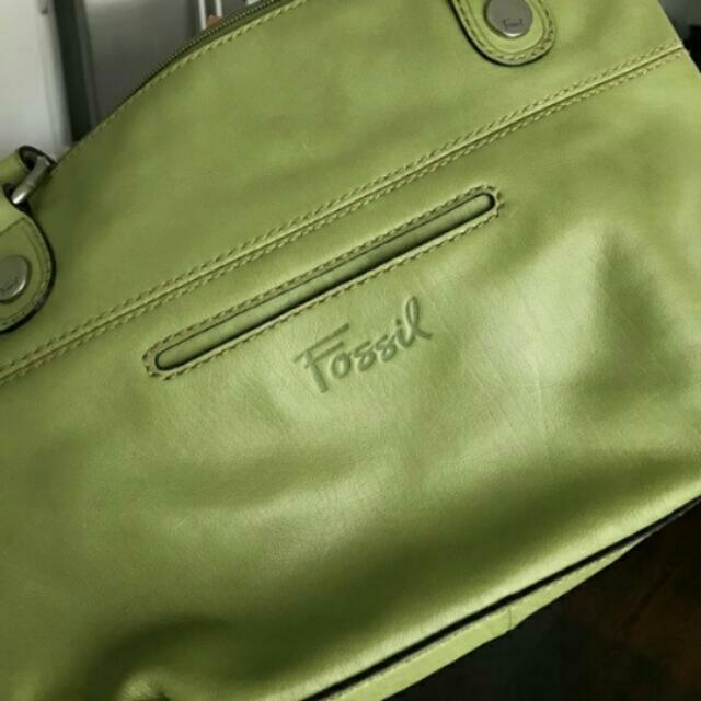 Tas Fossil green