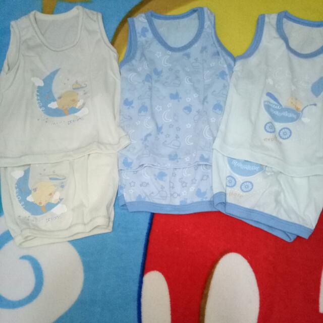Terno (Sando / Shorts) (0-3) Months 3 for 200
