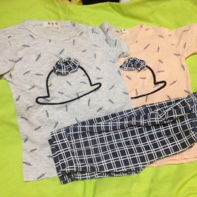 Terno shirt and pants (set)