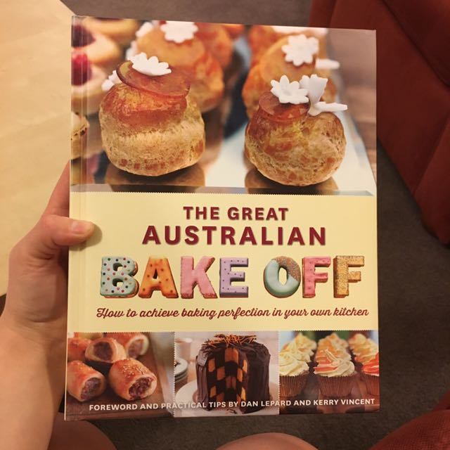 The Great Australian Bake Off Cookbook