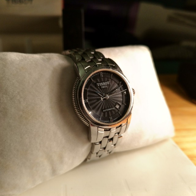 Tissot 機械錶 寶環系列 女錶 天梭