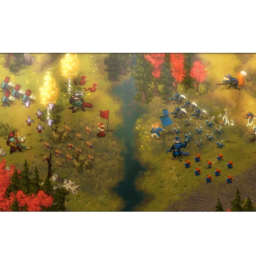 Tooth and Tail - Steam Game