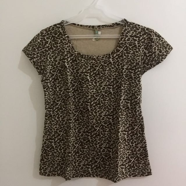 TRENDTRUNK Large Edition: Leopard Tee
