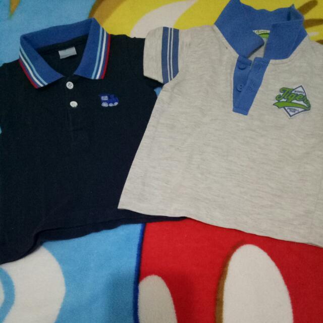 Polo shirt (3-6) months