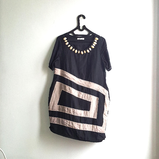 TSUMORI CHISATO Little Black Dress