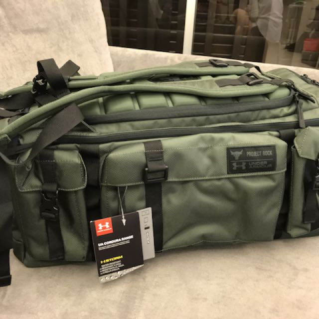 c6f8a00bfdcf Under Armour Project Rock Bag