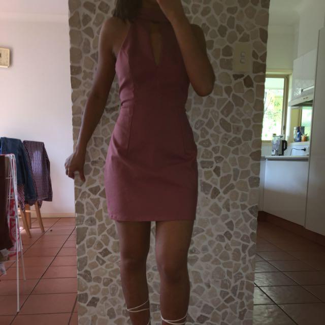 Universal dress pink