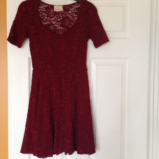 Urban Outfitters Fall Dress