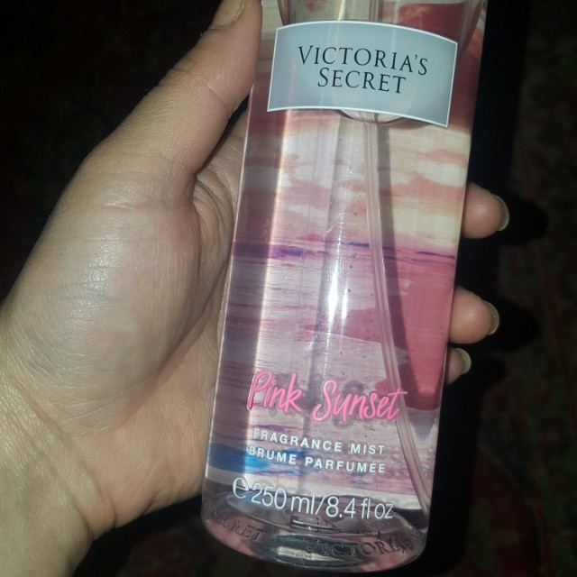 Victorias Secret Pink Sunset