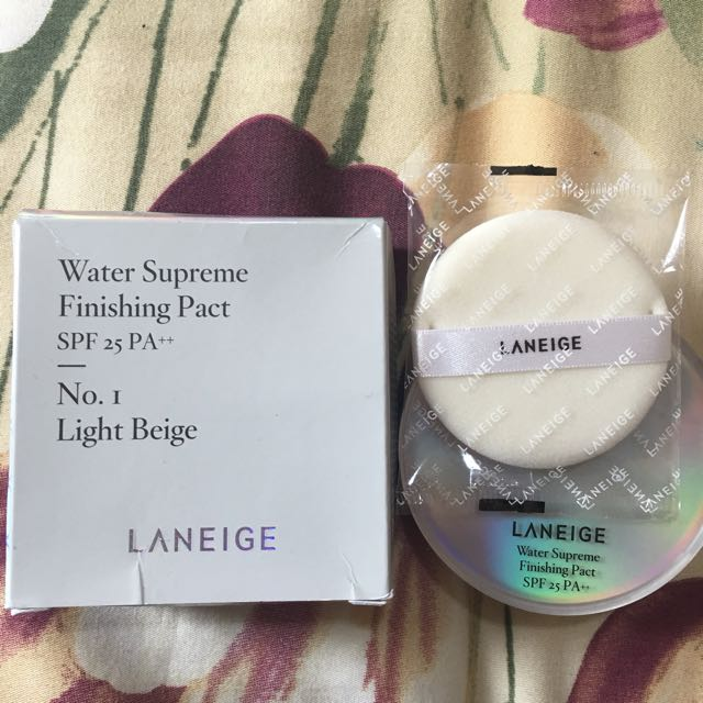 Water Supreme Laneige