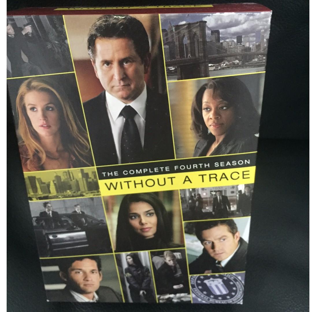 Without A Trace: Season 4 (DVD Box Set) (Original)