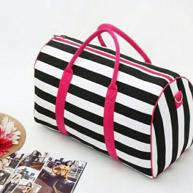 TRAVELBAGMURAH Travel Bag Kanvas HELLOKITTY KEPIK Lazada. Source · photo photo .